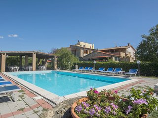 2 bedroom Apartment in Mannaione, Tuscany, Italy : ref 5555073