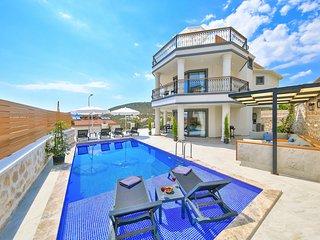 3 bedroom Villa in Kalkan, Antalya Province, Turkey : ref 5686460
