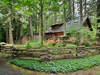 Sandy River Cabin