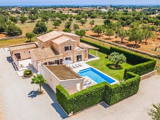 5 bedroom Villa in Calonge, Balearic Islands, Spain : ref 5690298