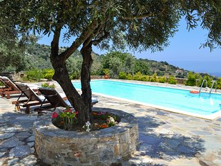 3 bedroom Villa in Skopelos, Thessaly, Greece : ref 5687606