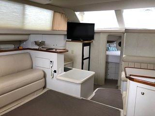 Seas & Slumber I, Exquisite Yacht Lodging
