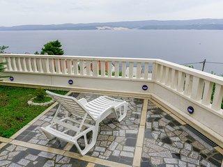 Gordana - panoramic sea view: A1(2+2) - Celina Zavode