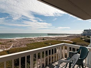 Great oceanfront townhome with some of the best views on the island