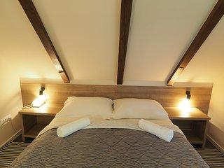 Resort Turist Grabovac - Standard double rooms