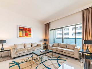 Bright & Beautiful 2BR Apt. in Business Bay
