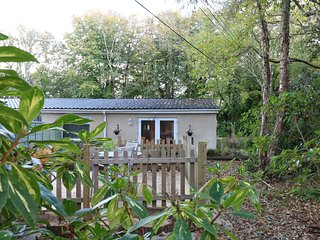THE HIDEAWAY, woodland area, near Lands End, located in Camborne
