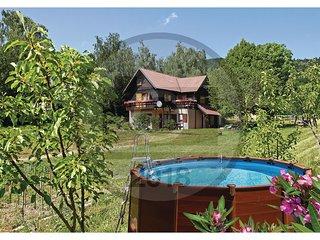 4 bedroom Villa in Breze, Primorsko-Goranska Zupanija, Croatia : ref 5692794