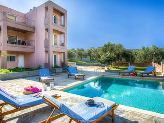 3 bedroom Villa in Tsivaras, Crete, Greece - 5692917