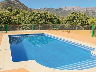 4 bedroom Apartment in Ojen, Andalusia, Spain : ref 5692833