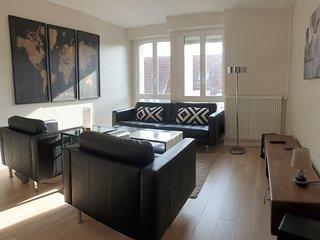 Triplex * centre ville, 2 chambres 2 sdb et 2 wc