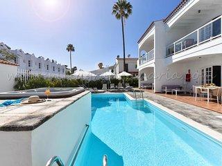 3 bedroom Villa in Sonnenland, Canary Islands, Spain : ref 5624716
