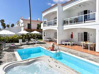 2 bedroom Villa in Maspalomas, Canary Islands, Spain : ref 5624713