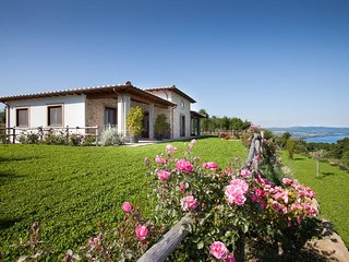 4 bedroom Villa in Gradoli, Latium, Italy - 5692301