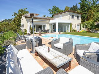 4 bedroom Villa in Biot, Provence-Alpes-Côte d'Azur, France : ref 5689308