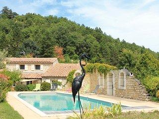 4 bedroom Villa in La Bégude-de-Mazenc, Auvergne-Rhône-Alpes, France : ref 56843