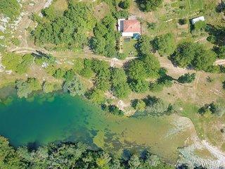 2 bedroom Villa in Borovci, Splitsko-Dalmatinska Županija, Croatia : ref 5692801