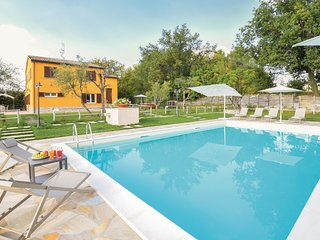 8 bedroom Villa in Mannarini, The Marches, Italy : ref 5692847