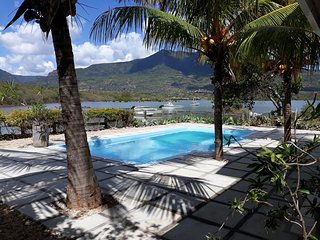 Mauritius holiday rental in Riviere Noire District, Riviere Noire