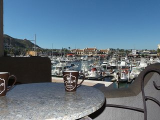 Paradise in Cabo San Lucas right on the Marina!