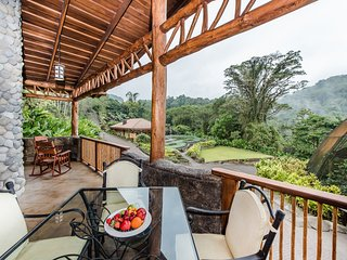 Villa Lago at Peace Lodge and La Paz Waterfall Gardens