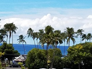 Ocean Views In the Heart of Kona