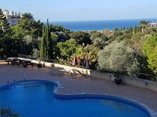 Best Cyprus experience - Tala Gardens 2 - Paphos, Luxury apartment 4-6A