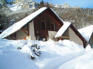 Gîte du Combet en Chartreuse  |  14 personnes  |  Calme et confort en montagne