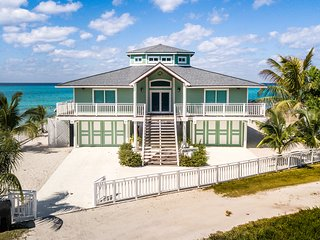 Paradise found in South Bimini at Sunset Cove Beach House