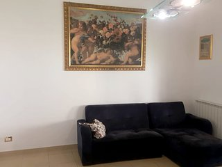 Spacious apartment in the center of Civitanova Marche with Parking, Washing mach