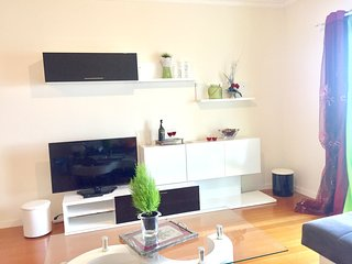 Spacious apartment in Gaula with Lift, Parking, Internet, Washing machine