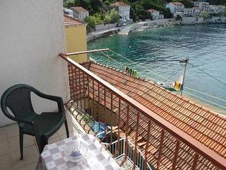 Spacious apartment in the center of Sobra with Internet, Washing machine, Terrac