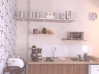 Cozy house in Vilanova i la Geltru with Parking, Internet, Washing machine, Air