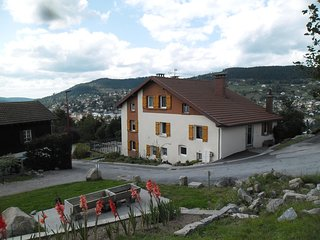 Cosy studio in the center of Gérardmer with Parking, Internet, Terrace