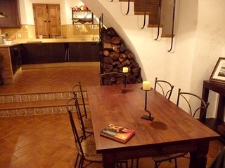 Spacious house in the center of Alájar with Parking, Washing machine, Terrace