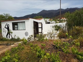 Cozy house in the center of Las Manchas with Parking, Internet, Washing machine,