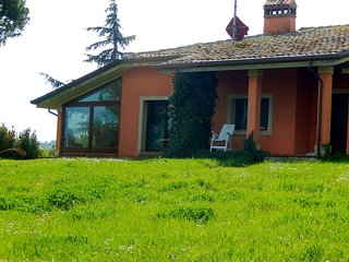 Spacious house in Saludecio with Internet, Air conditioning, Pool