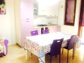 Spacious apartment in the center of Gallipoli with Lift, Parking, Air conditioni