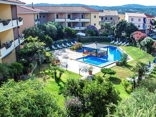 Cozy apartment in the center of Santa Teresa Gallura with Lift, Internet, Air co