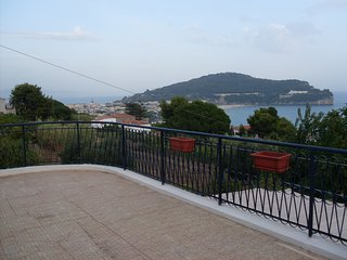Spacious house close to the center of Gaeta with Parking, Internet, Washing mach