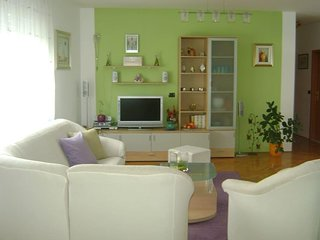 Spacious apartment in the center of Zadar with Lift, Parking, Internet, Washing