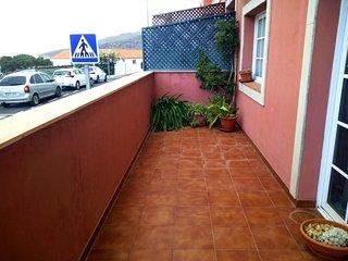 Cozy apartment in the center of San Sebastian de La Gomera with Parking, Washing