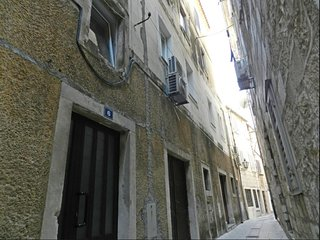Cozy apartment in the center of Omis with Internet, Air conditioning