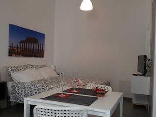 Cosy studio in the center of Castelvetrano with Parking, Internet, Air condition