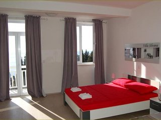 Cosy studio in Mlini with Parking, Internet, Air conditioning, Balcony