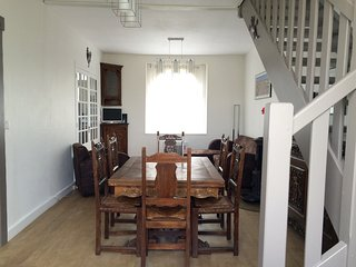 Cozy house in the center of Erquy with Parking, Washing machine, Garden, Terrace