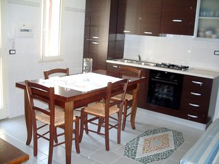 Spacious apartment in the center of Galtelli with Parking, Washing machine, Air
