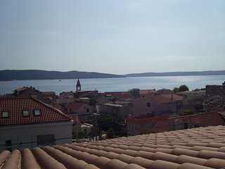 Spacious apartment in the center of Kastel Sucurac with Parking, Internet, Washi