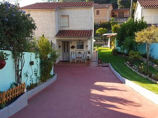 Spacious house in A Guarda with Parking, Internet, Washing machine, Garden