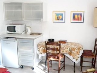 Cosy studio in the center of Saint-Tropez with Air conditioning, Pool